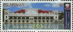 [The 150th Anniversary of the Malacañang Palace, Typ JIP]