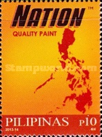 [The 60th Anniversary of the Pacific Paint (Boysen) Philippines, Inc., Typ JJH]