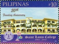 [Ther 50th Anniversary of the Saint Louis College, Typ JKU]