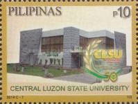 [The 50th Anniversary of the Central Luzon State University, Typ JLQ]