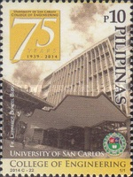 [The 75th Anniversary of the University of San Carlos, College of Engineering, Typ JNF]