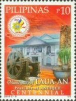 [The 100th Anniversary of the Municipality of Laua-an, Antique, Typ JPG]