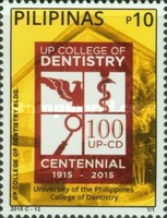 [The 100th Anniversary of the UPCD - University of the Philippines College of Dentistry, Typ JPM]
