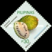 [Popular Fruits of the Philippines, Typ JPQ]
