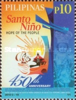 [The 3450th Anniversary of Santo Niño - Hope of the People, Typ JQL]