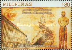 [The 75th Anniversary of the Bureau of Immigration, Typ JSJ]