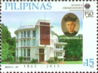 [The 150th Anniversary of Manila Observatory, Typ JSN]