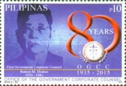 [The 80th Anniversary of the Government Corporate Counsel, Typ JTM]