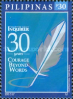 [The 30th Anniversary of The Philippine Daily Inquirer, Typ JTP]