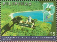 [The 20th Anniversary of the Cagayan Economic Zone Authority, Typ JTZ]