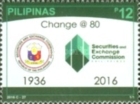 [The 80th Anniversary of the SEC - Securities and Exchange Commission, Typ JWS]