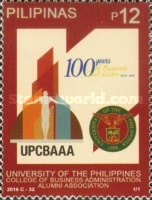 [The 100th Anniversary of the University of the Philippines College of Business Administration, Typ JWZ]