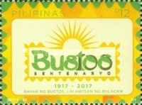 [The 200th Anniversary of the City of Bustos, Typ JXL]