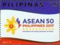 [International Stamp Exhibition ASEANPEX 2017 - Pasay City, Philippines - The 50th Anniversary of ASEAN, Typ JXM1]