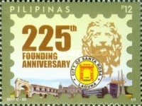 [The 225th Anniversary of the City of Santa Rosa, Typ JXN]