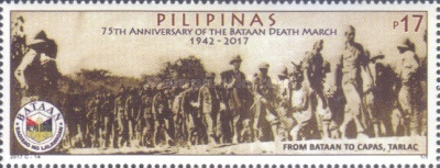 [The 75th Anniversary of the  Bataan Death March, Typ JYT]