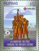 [The 25th Anniversary of the SBMA - Subic Bay Metropolitan Authority, Typ KBD]