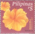 [Definitives -  Philippine Flowers, Typ KCT]