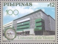 [The 100th Anniversary of the University of the Visayas, Typ KEZ]