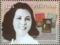 [The 100th Anniversary of the Birth of Edith L. Tiempo, 1919-2011, Typ KFJ]