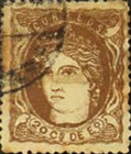 [Queen Isabella II - Value in Centimos de Escudo, type M2]