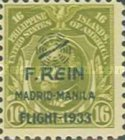 [Personalities Stamps of 1917 Overprinted, Typ MS6]