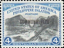 """[Issues of 1935 Overprinted """"COMMON-WEALTH"""" or """"COMMONWEALTH"""", Typ QS]"""