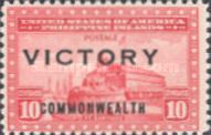 "[Victory Issue - Issues of 1936 and 1937 Overprinted ""VICTORY"", type SC]"