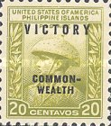 "[Victory Issue - Issues of 1936 and 1937 Overprinted ""VICTORY"", type SF]"
