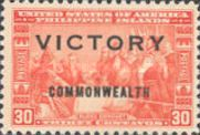 "[Victory Issue - Issues of 1936 and 1937 Overprinted ""VICTORY"", type SG]"