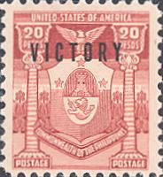 [Victory Issue - Issues of 1936 and 1937 Overprinted