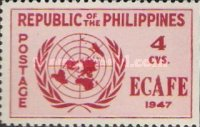 [Conference of Economic Commission for Asia and Far East, Baguio, Typ SY1]