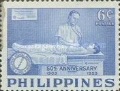 [The 50th Anniversary of Philippines Medical Association, Typ VD2]
