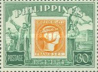 [The 100th Anniversary of Philippine Stamps, type VH3]