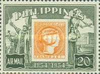 [The 100th Anniversary of Philippine Stamps, type VH5]
