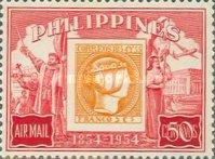 [The 100th Anniversary of Philippine Stamps, type VH6]