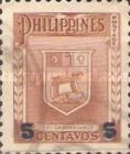 [Issues of 1951 Surcharged 5c., Typ WB]