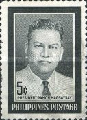 [Death of President Ramon Magsaysay, Typ WD]