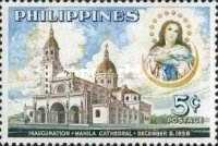 [Inauguration of Manila Cathedral, Typ WL]
