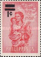 [The 14th Anniversary of Liberation - Issues of 1950 Surcharged, Typ WN]