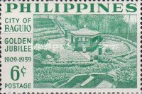 [The 50th Anniversary of Baguio City, Philippines, Typ XC]