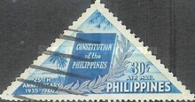 [The 25th Anniversary of Philippines Constitution, Typ XK]