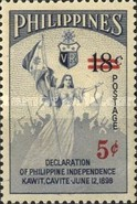 [Issues of 1950 and 1954 Surcharged, Typ XV]