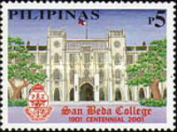 [The 100th Anniversary of San Beda College, Typ YOR]