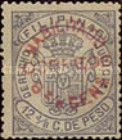 [Dericho Judical Stamp Surcharged & Overprinted