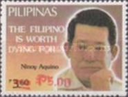 [Issue of 1986 Surcharged P5.00, Typ ZNU]