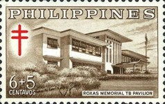 [Tax for the Philippine Tuberculosis Society - Roxas Memorial TB Pavilion, Typ C]