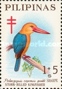 [Tax for the Philippine Tuberculosis Society - Birds, Typ G]