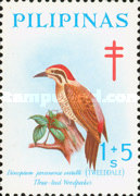 [Tax for the Philippine Tuberculosis Society - Birds, Typ K]