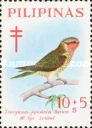 [Tax for the Philippine Tuberculosis Society - Birds, Typ M]